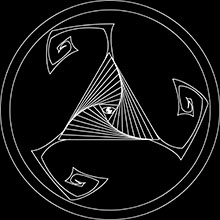 Spiral Cluster Logo